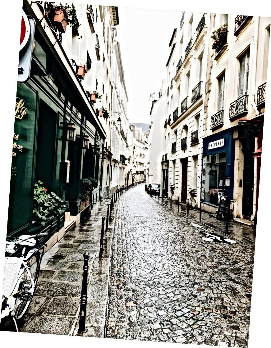Normal sokakların masal gibi göründüğü seyahat yerleri. Sıcak ipucu.