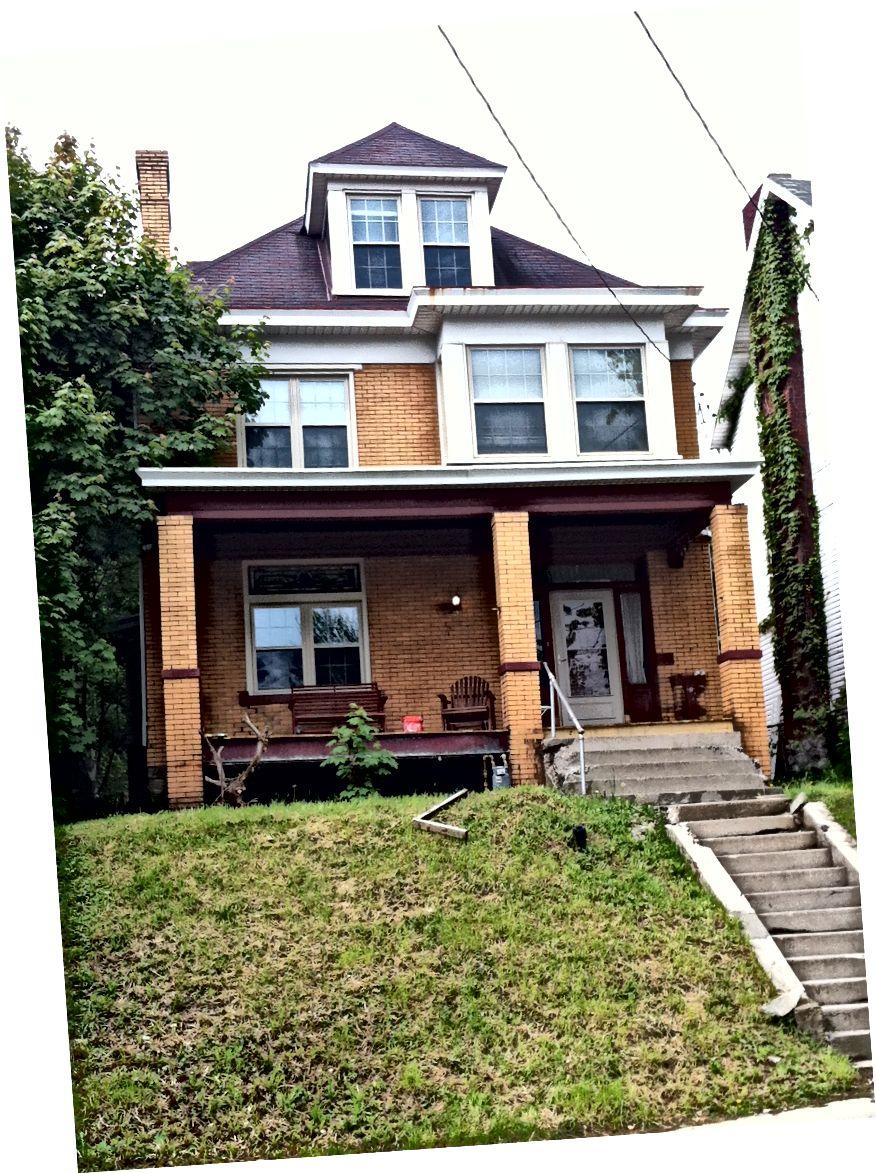 Ngôi nhà cũ của chúng tôi