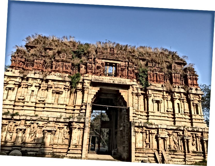 Someshwarar Tapınağı