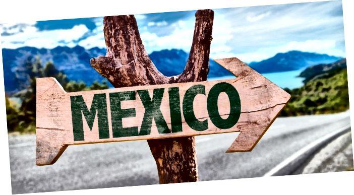 מקסיקו - יעדי תיירות רפואית