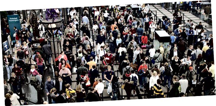 Перегляньте нашу попередню статтю про те, як уникнути (довгих) ліній безпеки.