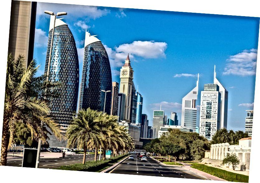 איחוד האמירויות הערביות - יעדי תיירות רפואית