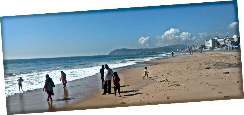Пляж Рамакришна