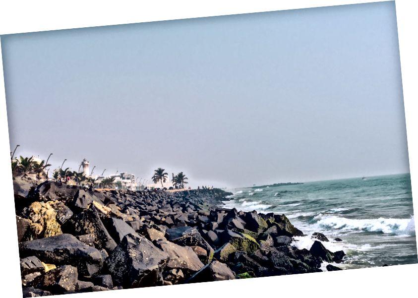 Görkemli Bengal Körfezi, yatıştırıcı kükreme ile sizi selamlıyor!
