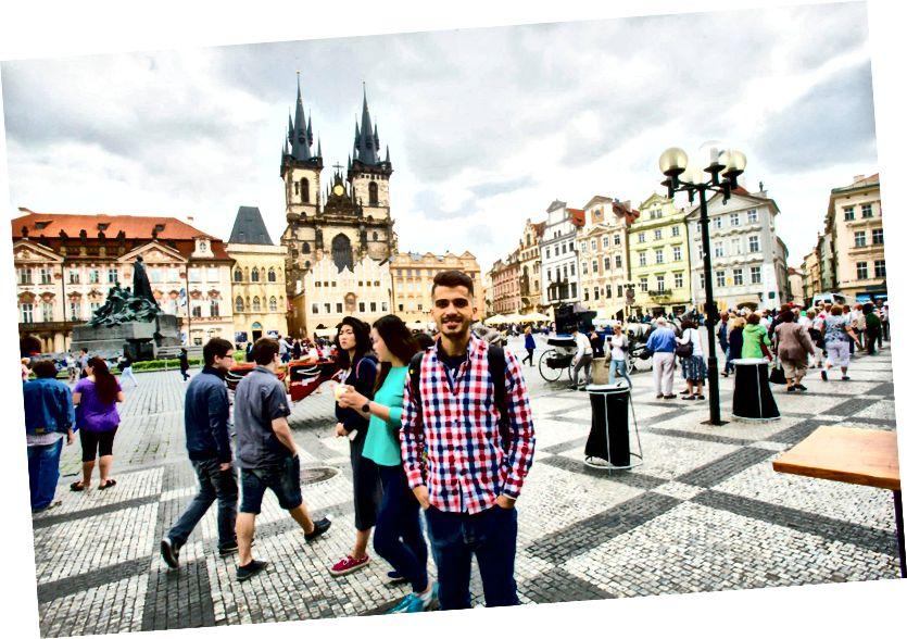 (Staromestské námestie - Praha)