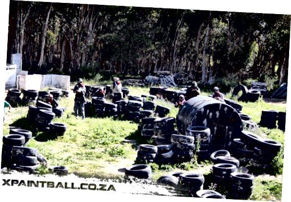 Fotoğraf kredisi: X Paintball Cape Town