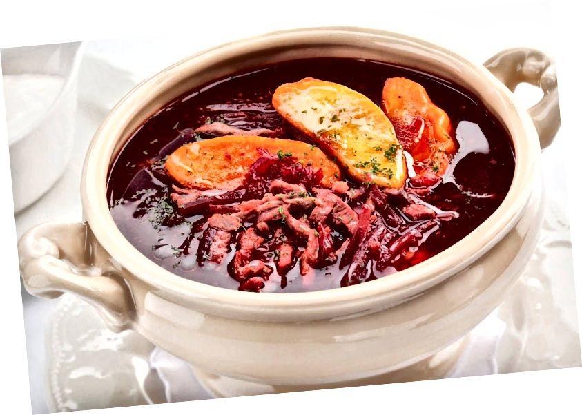 เพื่อให้ได้รสชาติของอาหารรัสเซียคลาสสิกในบรรยากาศที่ดี Cafe Pushkin เป็นเดิมพันที่ปลอดภัย