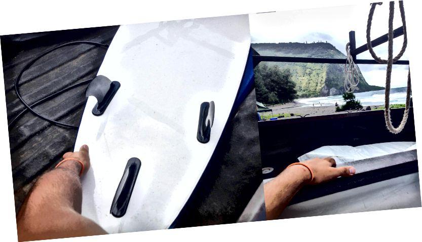 (Waipio Valley - to je tiež miesto, kde som potopil kameru GoPro - RIP)