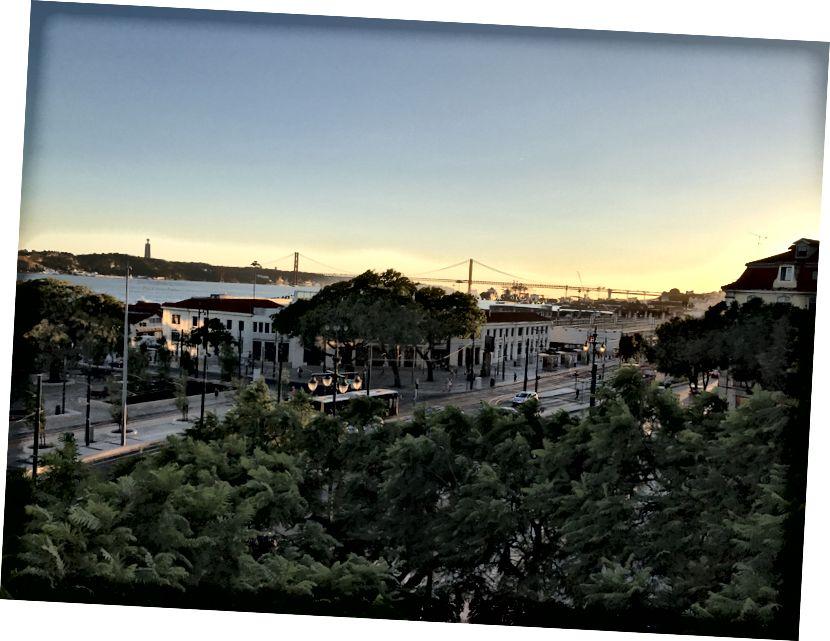 Lisboa'nın büyüsü