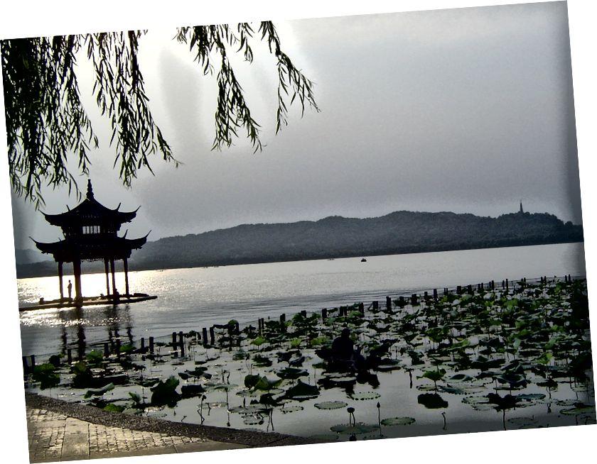 Hàng Châu, Trung Quốc. Hình ảnh lịch sự của Top4Theme.com