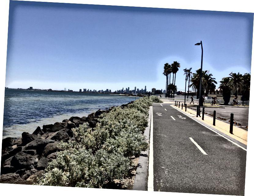 Melbourne, Avustralya - dünyadaki en sevdiğim yerlerden biri