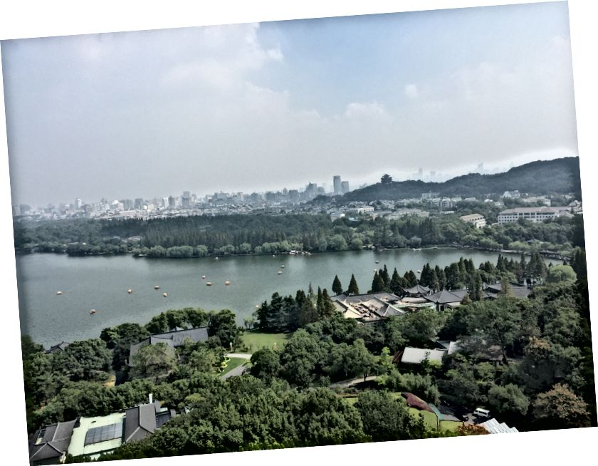 Đường chân trời Hàng Châu