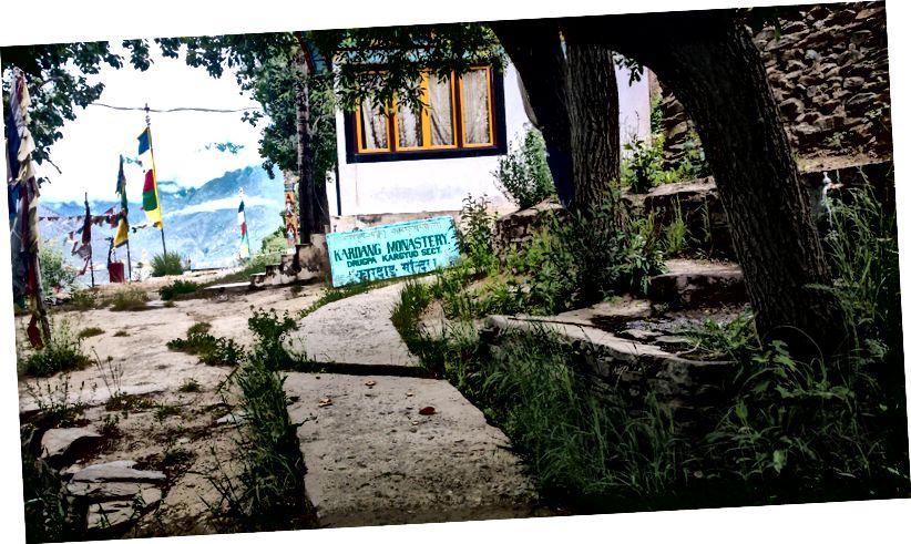 Кхарданг Монастеи, Кеилонг, Индија