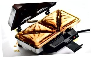 Toastie yapımcısı kritik ama birçok insanın evde sahip olduğu bir şey değil.