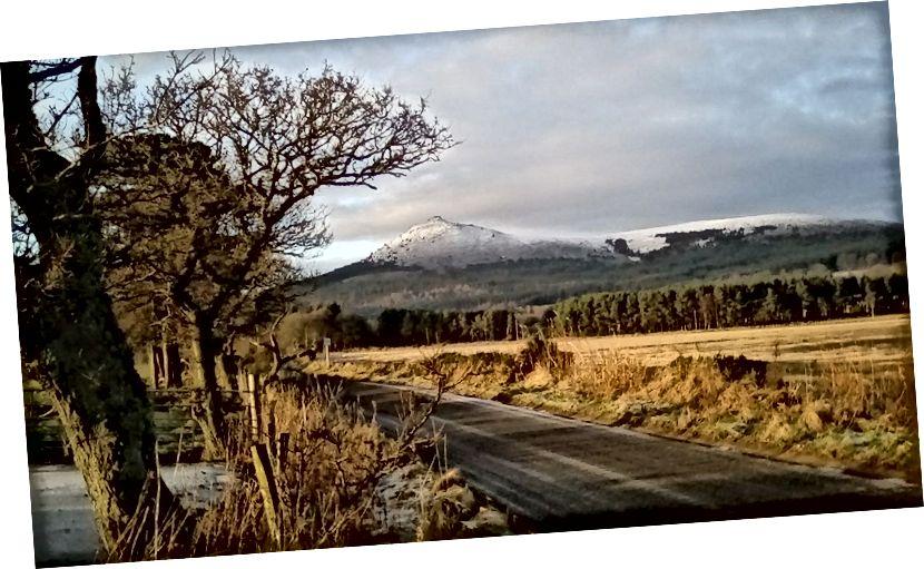 Bennachie - linh hồn đá granit của Aberdeenshire ở Scotland
