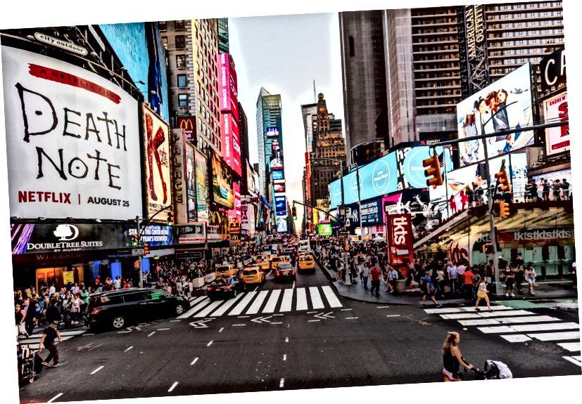 Quảng trường Thời đại hôm nay | © Shutterstock