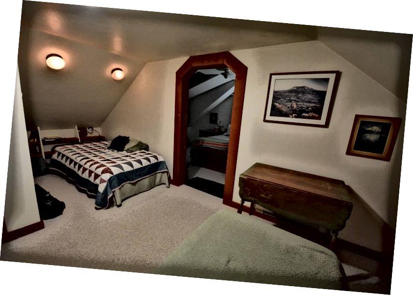 Куршсерфінг з двома приватними спальнями біля гори. Сент-Еленс