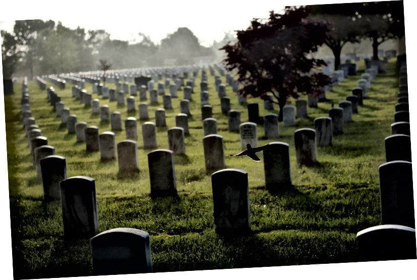 Arlington Ulusal Mezarlığı