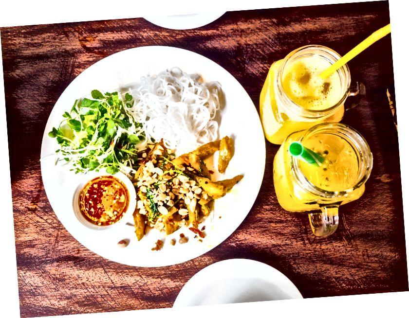Saigon, Hanoi, Hoi An - nereye giderseniz gidin yemek taze ve lezzetli olacak