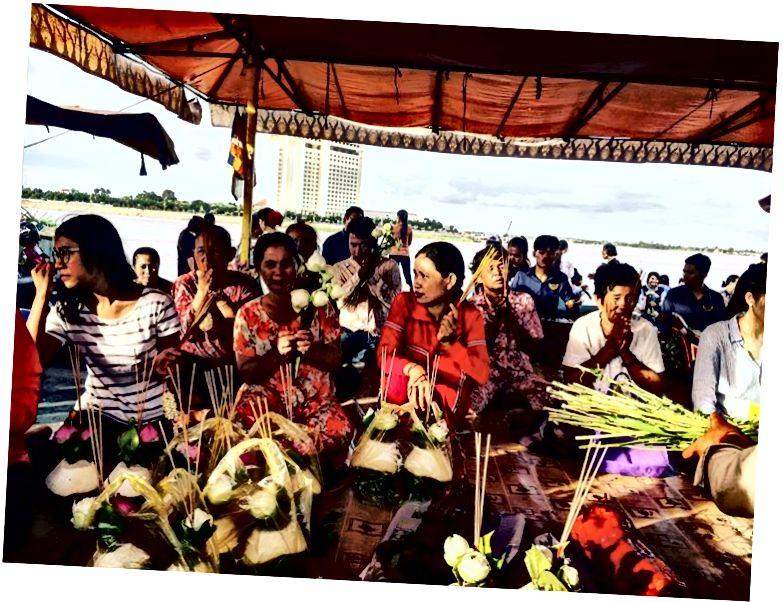 Ріверсайд, Пномпень Пен-Камбоджа.