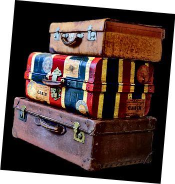 tất cả chúng ta đều có hành lý!