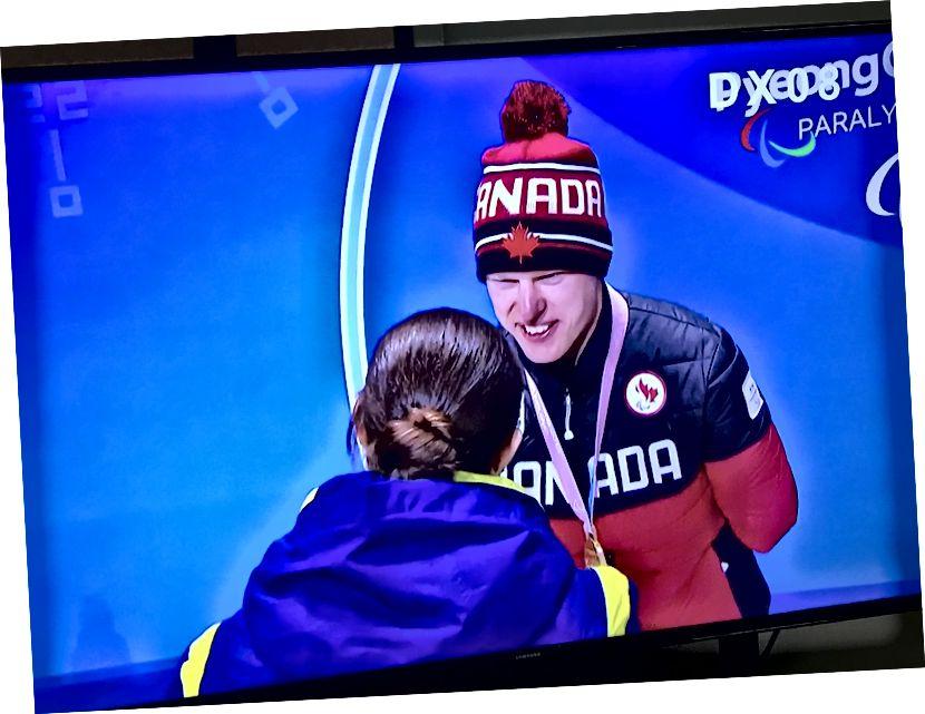 Kanadalı Mark Arendz Altın Madalyasını İsveç'in Kraliyet Prensesi Victoria'dan 15km Erkekler Biatlonunda aldı