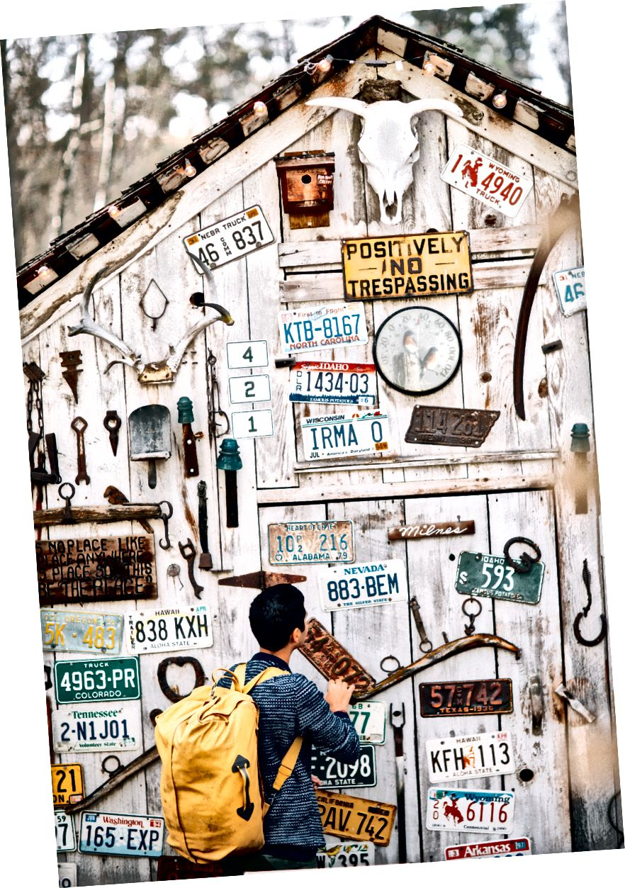 Порада для подорожей: завжди шукайте найсмішніші Airbnbs, вони, здається, є великим господарем