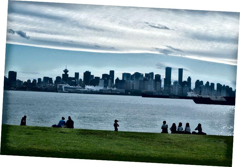 Vancouver, Güzel Britanya Kolombiyası'na bir geziye ne dersiniz?
