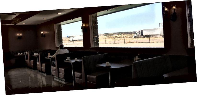 Ресторан Chieftain - Chambers, AZ 4–11–2018
