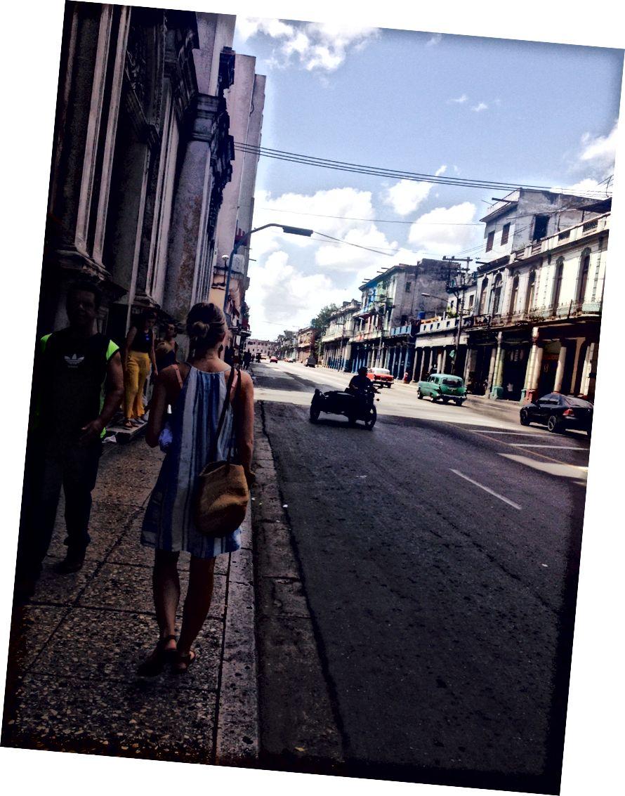 Merkez Havana. Fotoğraf kredisi: Neely