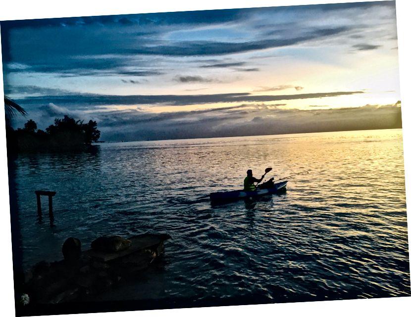 Polynesia thuộc Pháp, Ảnh của Donna Kos