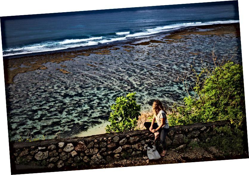 Пантай Дженер, Балі: Фото Тома Кубіка