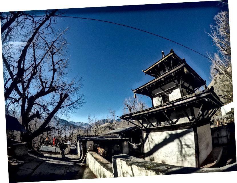 Kuil Muktinath