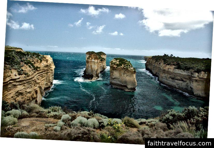 Đường Great Ocean Victoria, Úc