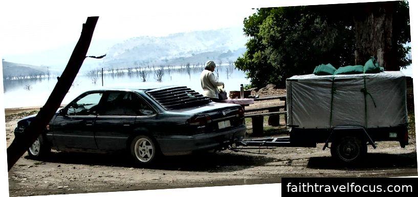 Hồ Hume - Albury New South Wales Úc