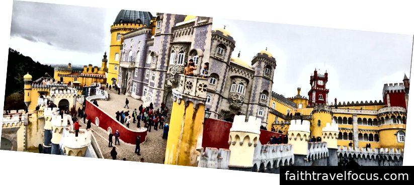 Cung điện Pena