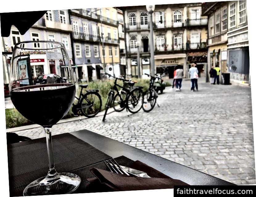Rượu cảng ở Porto