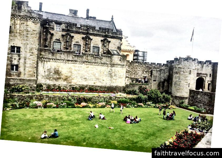 Lâu đài Stirling