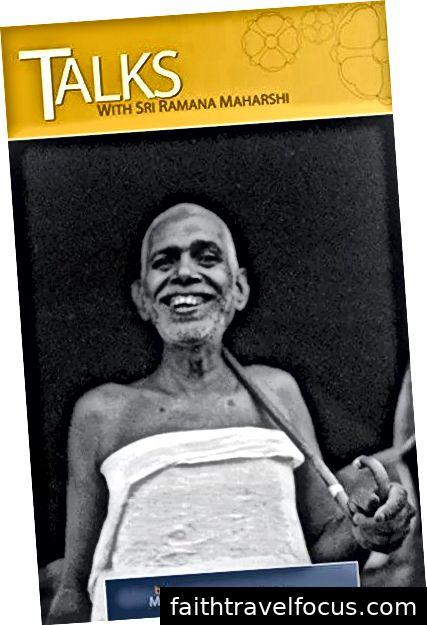 Một cuốn sách yêu thích: Trò chuyện với Ramana Maharshi