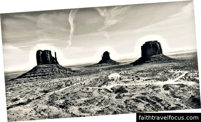 Hình ảnh phong cảnh này được chụp vào giữa một ngày nắng. Thông qua quá trình chỉnh sửa (được trình bày trong bước 9 của hướng dẫn này) tôi đã có thể có được một hình ảnh cuối cùng tuyệt vời.