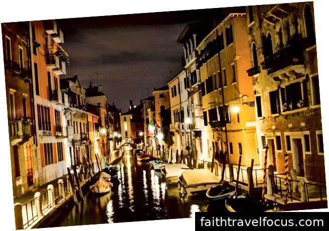 Venice thư giãn