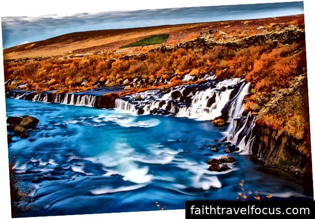 Những thác nước Iceland rất đẹp