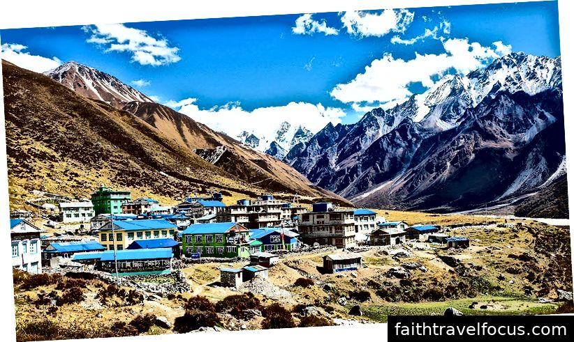Thung lũng Langtang