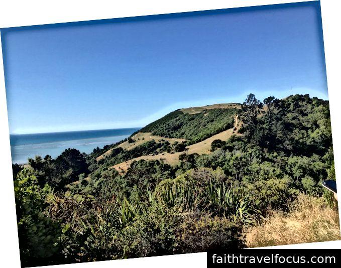Vùng quê xinh đẹp của Nelson
