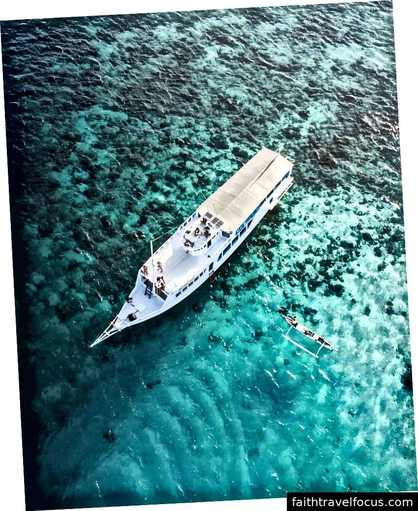 Du thuyền Komodo qua Instagram / Xin chào Flores