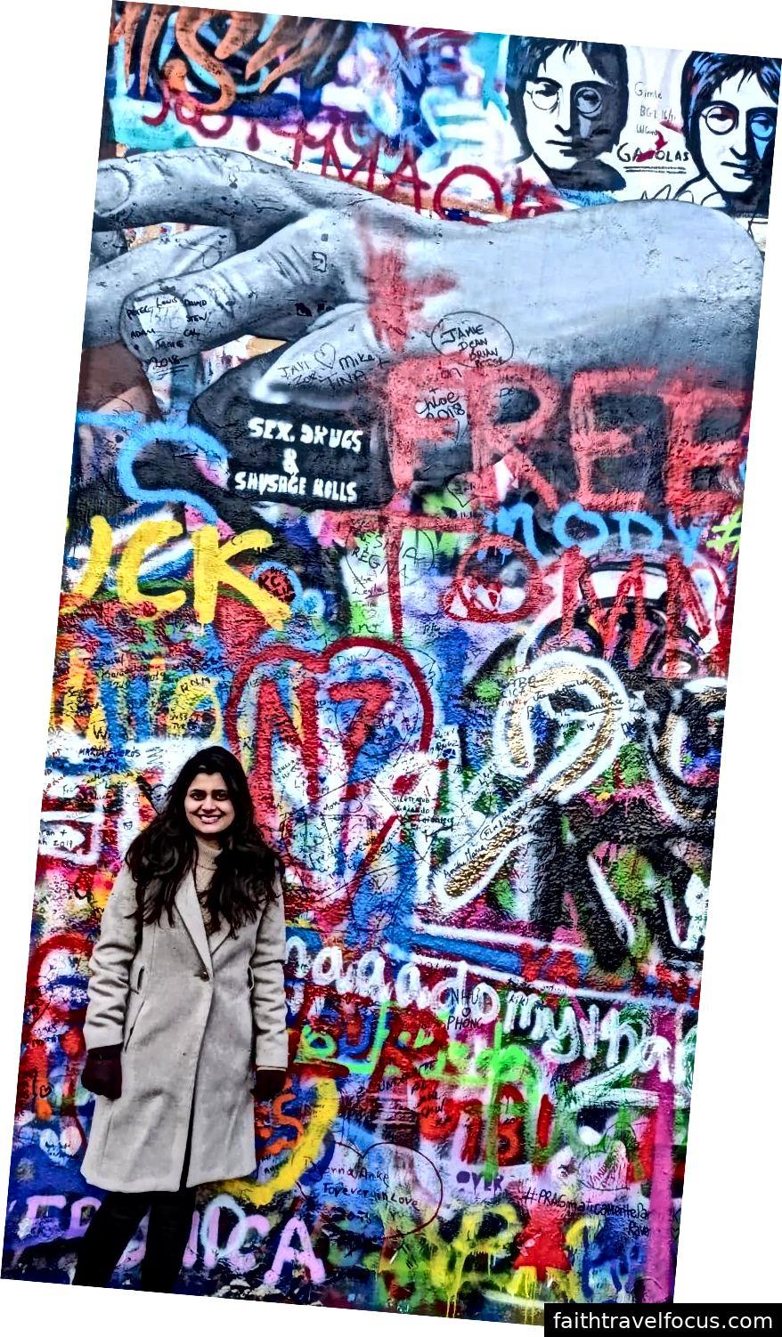 Bức tường Lennon