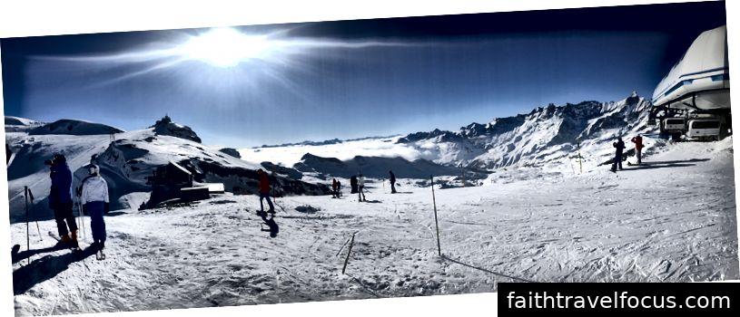 Cổ tử cung - trượt tuyết trên những đám mây