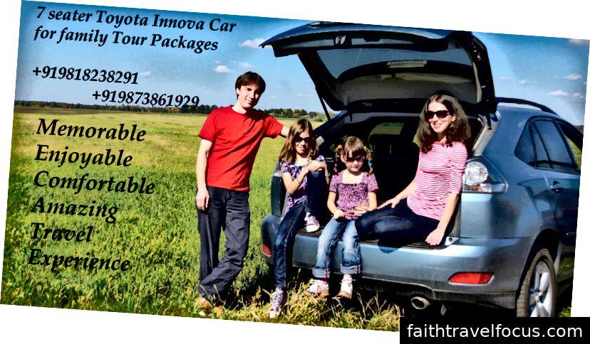 Toyota Innova 7 chỗ cho chuyến đi gia đình