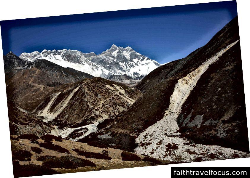 Everest căn cứ trek
