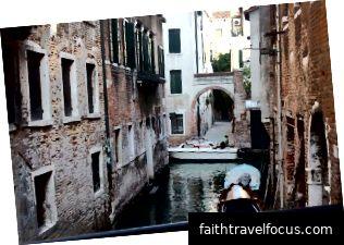 Đường phố Venice